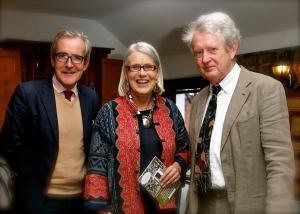 Darina, John & Rory LitFest launch 2013